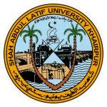 shah abdul latif university logo