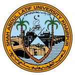 shah abdul latif university logo